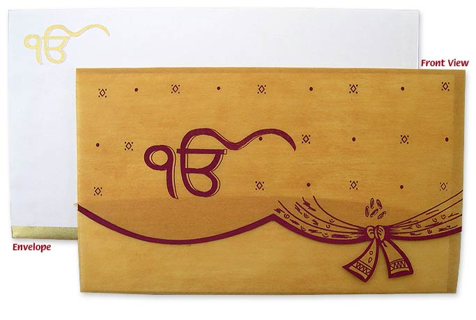 Punjabi Wedding Cards The Important Aspect Of Every Ceremony